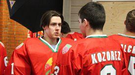 Сборная Беларуси по хоккею (U-18) прибыла в Умео. Фото ФХБ