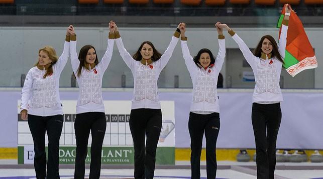 Фото Белорусской федерации керлинга