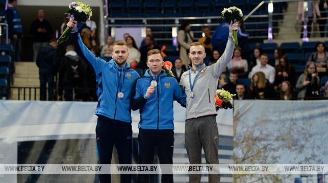 Андрей Юдин, Михаил Мельник и Владислав Гончаров