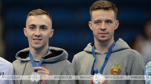 Владислав Гончаров и Олег Рябцев