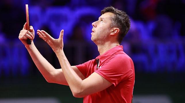 Владимир Самсонов. Фото Международной федерации настольного тенниса