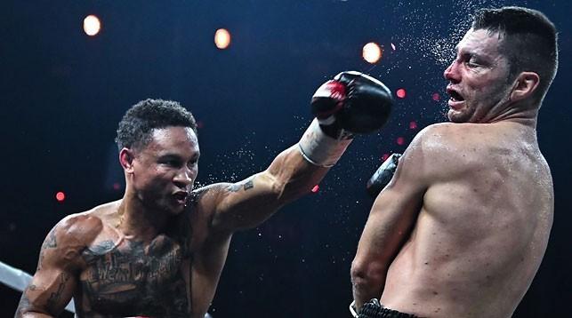 Реджис Прогрейс и Кирилл Релих. Фото World Boxing Super Series