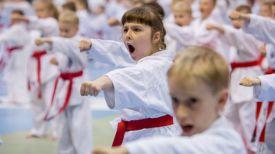 Фестиваль боевых искусств в Бресте