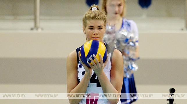 Анна Гришкевич. Фото из архива