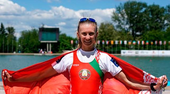 Белоруска Елена Фурман победила на первом этапе КМ по академической гребле  в Болгарии