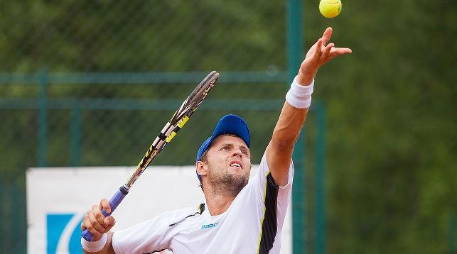 Владимир Игнатик. Фото из архива Empire Tennis Academy
