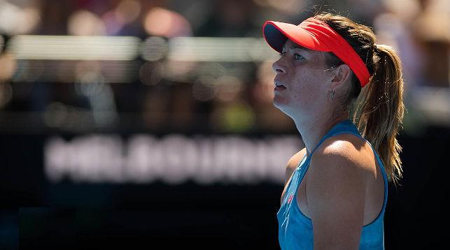 Мария Шарапова. Фото из архива Jimmie48 Tennis Photography