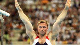 Иван Иванков на Олимпиаде в Афинах (2004 год)