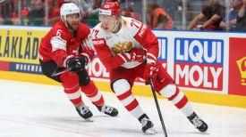 Россия - Швейцария. Фото IIHF