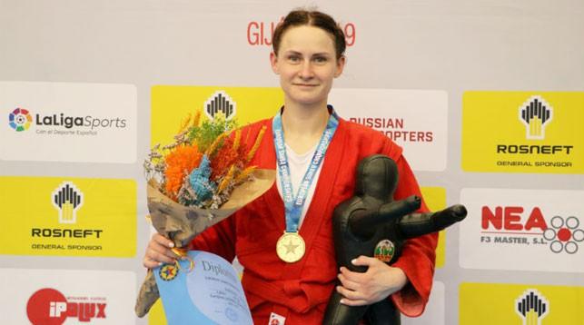Татьяна Мацко. Фото организаторов турнира