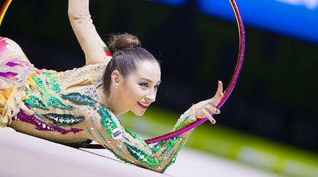 Екатерина Галкина. Фото Европейского союза гимнастики