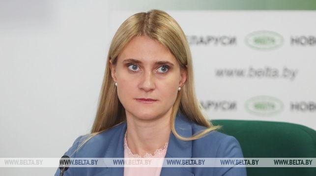 Анастасия Маринина. Фото из архива
