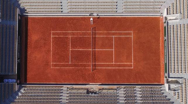 Фото официального twitter-аккаунта Roland Garros