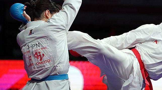 Фото Всемирной федерации каратэ