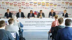 Во время конгресса. Фото IIHF