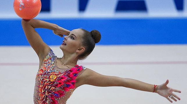 Арина Аверина. Фото ТАСС