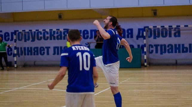 "Футболист ""БЧ"" невероятно рад победе. Фото   ""СпортНавины"""
