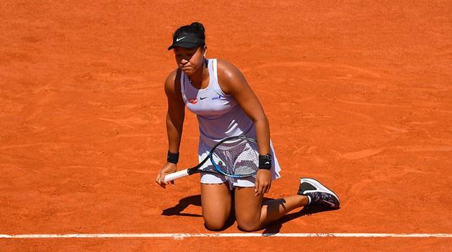Наоми Осака. Фото Французской федерации тенниса