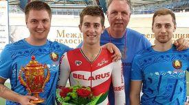 Евгений Королек. Фото Belarusian Cycling