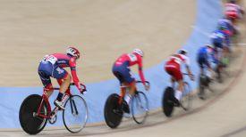 Один из объектов II Европейских игр - велодром. Фото из архива