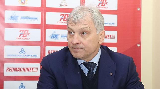 Владимир Синицын. Фото ФХБ