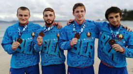 Фото Спортивная борьба Беларуси