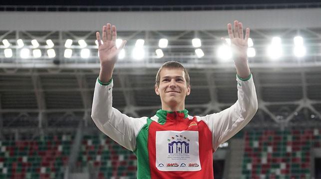 Максим Недосеков. Фото из архива БФЛА