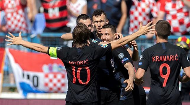 Фото Хорватской федерации футбола