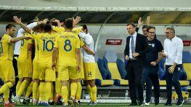 Во время матча. Фото Украинской федерации футбола