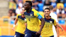 Радость эквадорских футболистов. Фото ФИФА