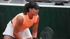 Лидия Морозова. Фото из архива Белорусской теннисной федерации