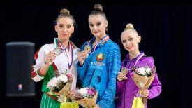 Катрин Тасева, Алина Горносько и Виктория Оноприенко. Фото kalop.eu