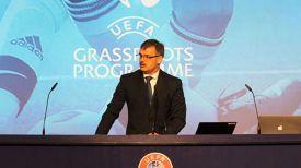 Сергей Ковальчук. Фото Министерства спорта и туризма Беларуси