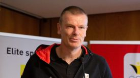 Герт Ван Лой. Фото дирекции II Европейских игр