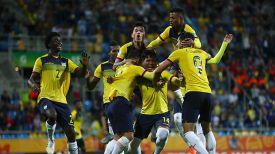 Ликование эквадорских футболистов. Фото ФИФА