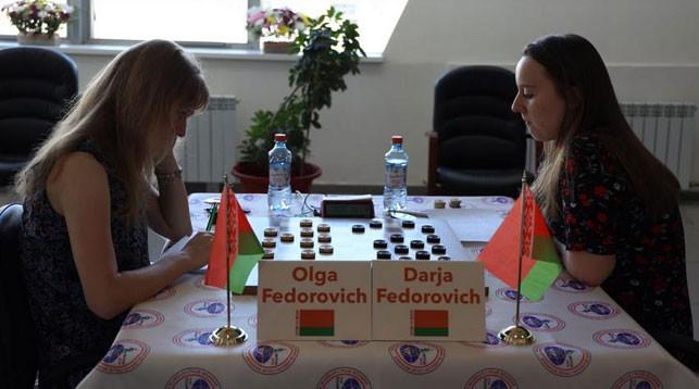Ольга и Дарья Федорович. Фото организаторов турнира