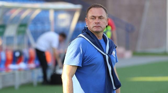 Юрий Малеев. Фото АБФФ