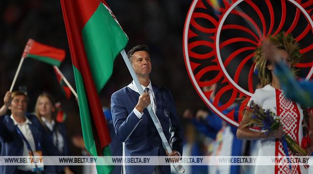 Владимир Самсонов во главе сборной Беларуси