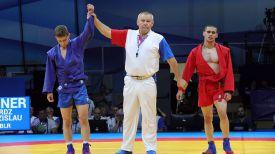 Владислав Бурдь (слева). Фото НОК Беларуси