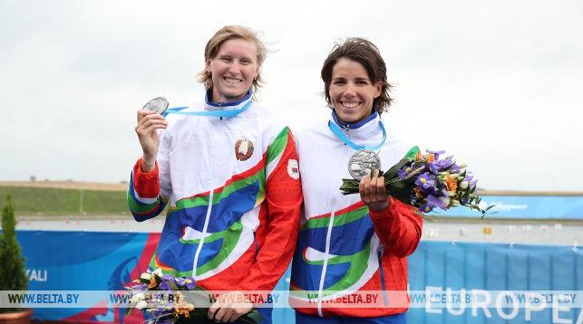 Ольга Климова и Надежда Макарченко