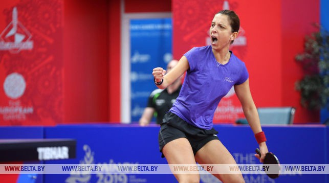 Элизабета Самара, член сборной Румынии