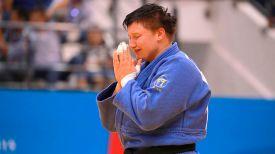 Белорусская дзюдоистка Марина Слуцкая завоевала золото II Европейских игр