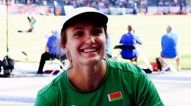 Алена Дубицкая. Фото БФЛА