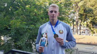 Григорий Пекарский. Фото Белорусской федерации плавания