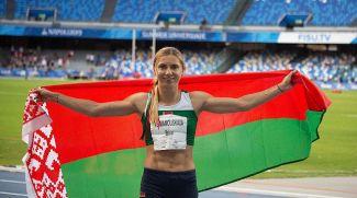 Кристина Тимановская. Фото БФЛА