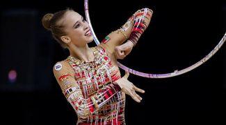 Юлия Евчик. Фото из архива Белорусской ассоциации гимнастики