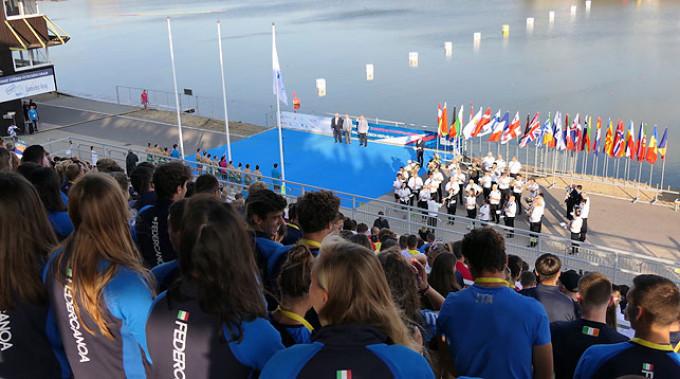 Фото организаторов чемпионата Европы