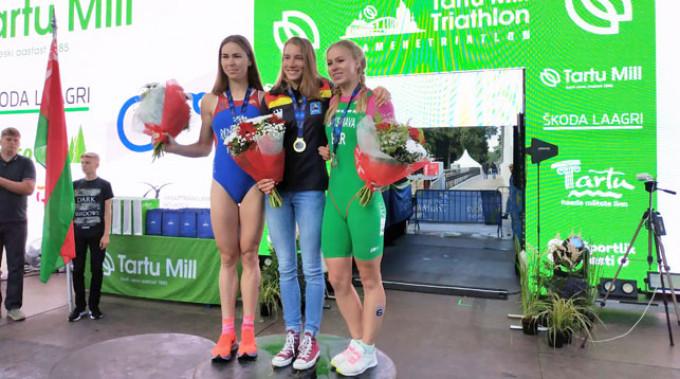 Фото Белорусской федерации триатлона