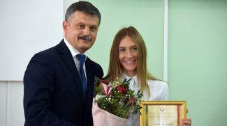 Сергей Ковальчук и Эльвира Герман. Фото БФЛА
