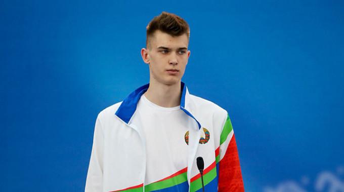 Владислав Бабкевич. Фото Белорусской федерации волейбола